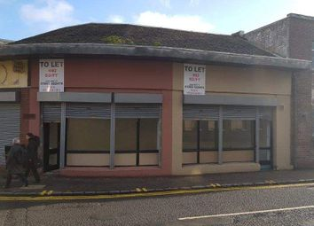 Thumbnail Retail premises to let in Grange Street, Kilmarnock