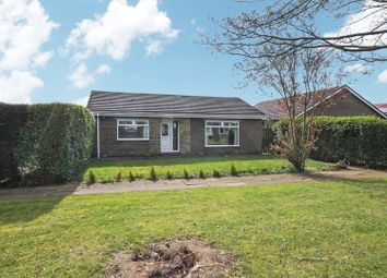 Thumbnail 2 bed detached bungalow for sale in Farndale Gardens, Shildon