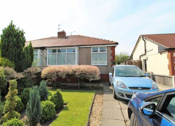 Thumbnail 2 bed semi-detached bungalow for sale in School Lane, Westhead, Ormskirk