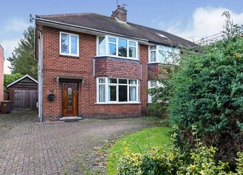 3 bed semi-detached house for sale in Kedleston Road, Derby, Derbyshire DE22