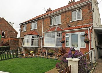 Thumbnail 3 bedroom semi-detached house for sale in Vale Crescent, Bishop Wilton, York