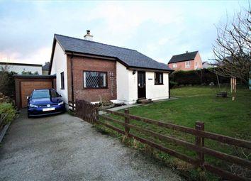 Thumbnail 2 bed detached bungalow for sale in Hafod Lon, Rhiwlas, Bangor