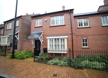 Thumbnail 4 bed semi-detached house for sale in Little Flint, Lightmoor Way, Lightmoor, Telford