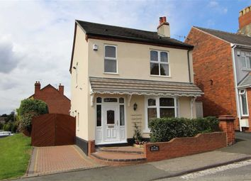 Thumbnail 3 bedroom detached house for sale in Fairview Road, Dudley