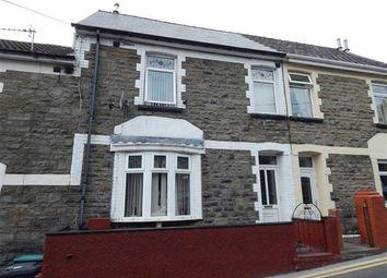 Thumbnail 2 bed terraced house for sale in Oak Street, Abertillery