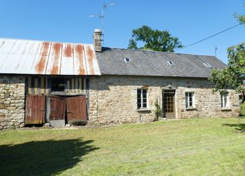 Thumbnail 1 bed country house for sale in Saint-Georges-De-Rouelley, Basse-Normandie, 50720, France