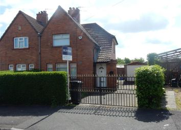 Thumbnail 2 bed semi-detached house for sale in Dunster Road, Bristol