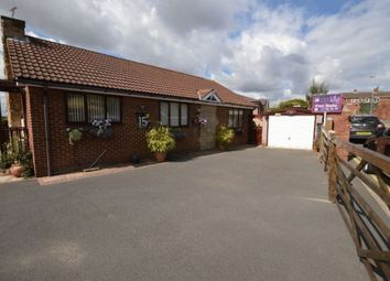 Thumbnail 4 bed detached bungalow for sale in School Lane, Castleford