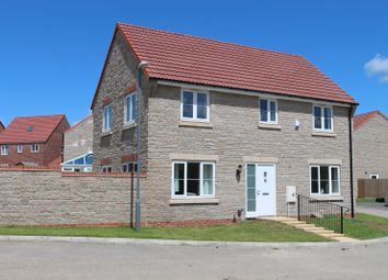 Thumbnail 4 bed detached house for sale in Bluebell Drive, Keynsham