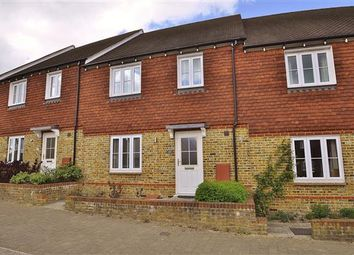 Thumbnail 3 bed terraced house for sale in Running Foxes Lane, Singleton, Ashford