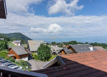 Thumbnail 1 bed apartment for sale in Thollon-Les-Memises, Rhone-Alpes, 74500, France