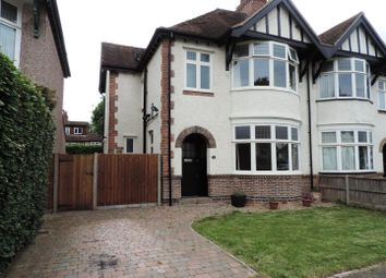 Thumbnail 3 bed property to rent in Woodland Avenue, Earlsdon, Coventry
