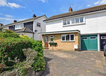 Thumbnail 3 bedroom semi-detached house for sale in Wych Elm Road, Hornchurch, Essex