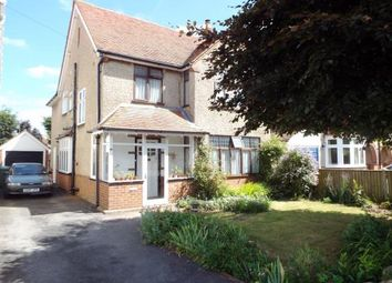 Thumbnail 4 bedroom detached house for sale in Radway Road, Shirley, Southampton