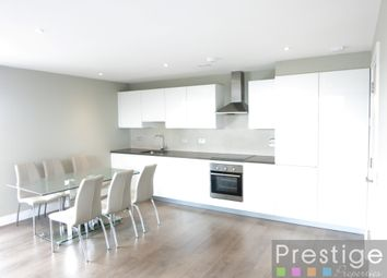 Thumbnail 3 bed flat to rent in Dowsett Road, London