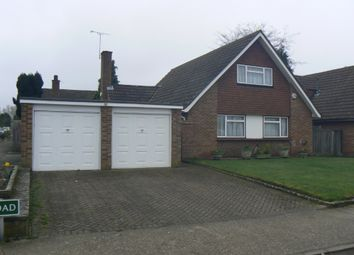 Thumbnail 4 bed detached house for sale in Lovibonds Avenue, Orpington, Kent