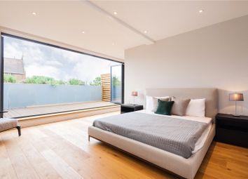 Thumbnail 4 bed terraced house for sale in Elizabeth Avenue, London