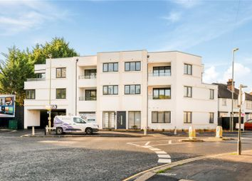 Thumbnail 3 bed flat for sale in Chase Road, Epsom, Surrey