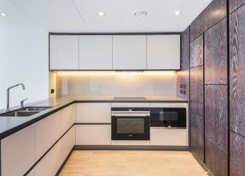 Thumbnail 2 bedroom flat to rent in Faraday House, Battersea Power Station, London