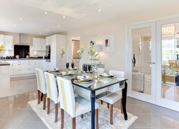 Thumbnail 4 bed detached house for sale in Tingewick Park, Tingewick, Buckingham