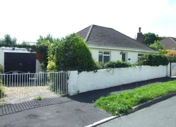 Thumbnail 2 bed bungalow for sale in Glenholt, Plymouth, Devon