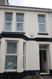 Thumbnail 4 bedroom terraced house to rent in Maida Vale Terrace, Mutley, Plymouth