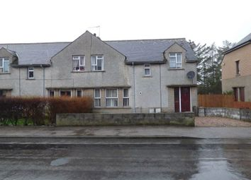 Thumbnail 3 bed end terrace house for sale in Logie Road, Crimond, Fraserburgh