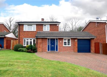 Thumbnail 3 bed detached house for sale in Hampden Way, Watford
