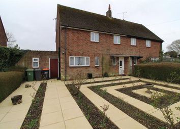 Thumbnail 3 bed semi-detached house for sale in Ridgeway, Kensworth, Dunstable