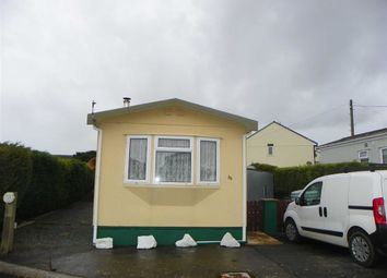 Thumbnail 2 bedroom mobile/park home for sale in Penfro Place, Park Street, Pembroke Dock
