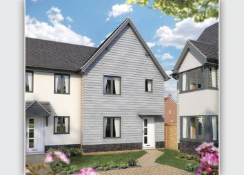 "Thumbnail 3 bed semi-detached house for sale in ""The Beer"" at Harbour Road, Seaton"