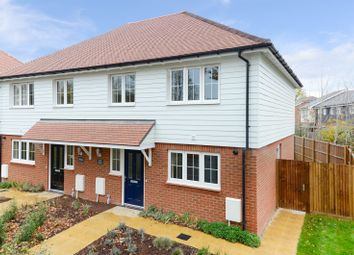 Thumbnail 3 bed semi-detached house for sale in The Weavers, Grigg Lane, Headcorn
