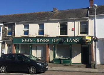 Thumbnail Retail premises for sale in 5-7 John Street, Llanelli, Carmarthenshire