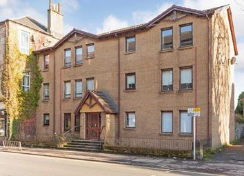 Thumbnail 2 bed flat for sale in Love Street, Paisley, Renfrewshire, .