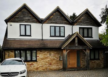 Thumbnail 4 bed detached house for sale in The Weind, Theydon Bois, Epping, Essex.