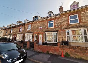 Thumbnail 3 bed terraced house to rent in Laburnum Street, Taunton