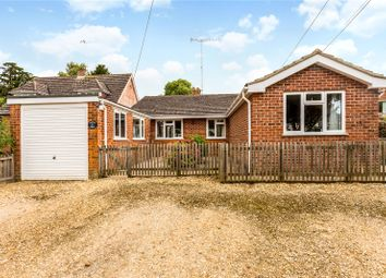 Thumbnail 4 bed detached bungalow for sale in High Street, Figheldean, Salisbury, Wiltshire