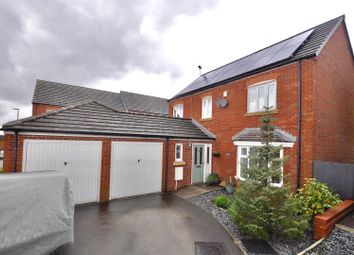 Thumbnail 4 bed detached house for sale in Milne Close, Dukinfield