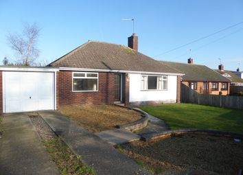 Thumbnail 3 bedroom detached bungalow for sale in Coney Hill, Beccles
