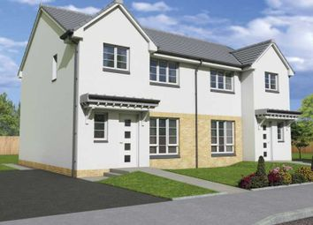 "Thumbnail 3 bed semi-detached house for sale in ""The Carrick"" at Perceton, Irvine"