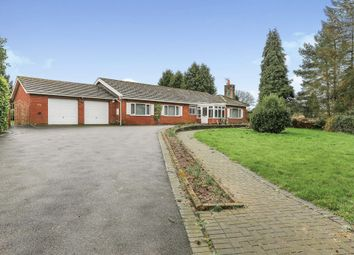 Thumbnail 3 bed detached bungalow for sale in Wootton Green Lane, Balsall Common, Coventry