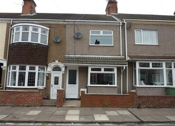 Thumbnail 3 bed terraced house to rent in Bennett Road, Cleethorpes