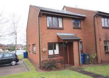 Thumbnail 1 bed terraced house to rent in Bloomsbury Way, Lichfield