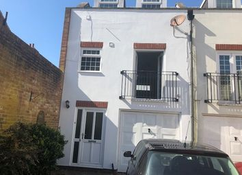 Thumbnail 2 bed mews house to rent in 1A, Cambridge Road, Eastbourne