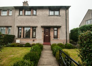 Thumbnail 2 bed semi-detached house to rent in Kirk Terrace, Cults, Aberdeen