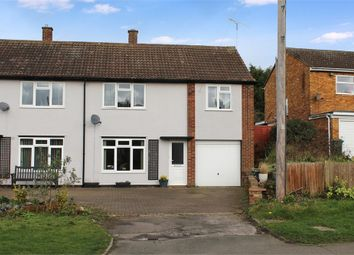 Thumbnail 4 bed semi-detached house for sale in Station Road, Bow Brickhill, Milton Keynes
