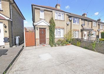 Thumbnail 4 bed end terrace house for sale in Oakdene Road, Hillingdon, Uxbridge