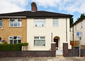 Thumbnail 3 bed semi-detached house to rent in Egerton Road, Hartshill, Stoke-On-Trent