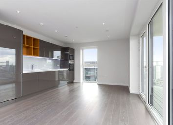 Thumbnail 2 bed flat to rent in Cassia Point, Glasshouse Gardens, London