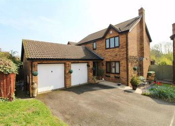 Thumbnail 4 bedroom detached house for sale in Willowford, Bancroft Park, Milton Keynes